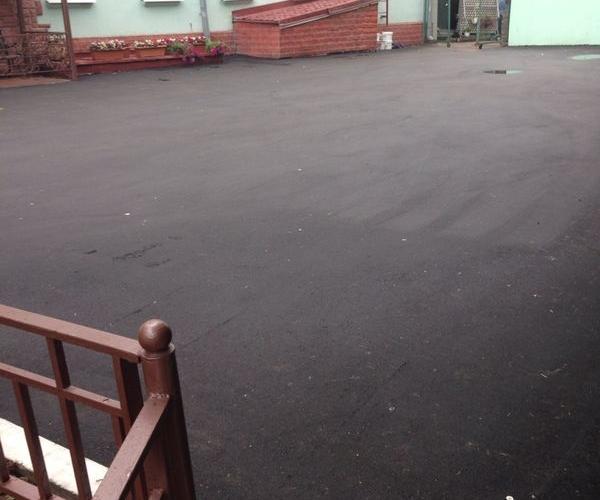Замена асфальта Школа, площадь: 840 кв. м, фото 1