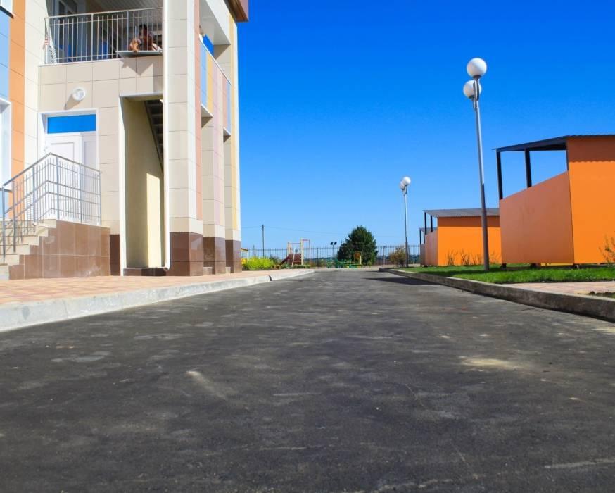 Асфальтировка Школа, площадь: 3400 кв. м