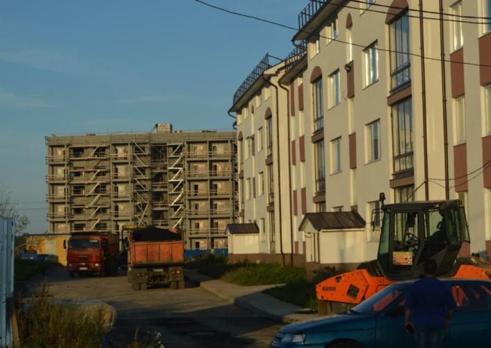 Асфальтирование Жилой дом, площадь: 2700 кв. м, фото 4